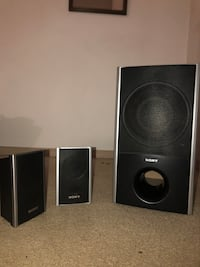 SONY Surround sound speakers  Anchorage, 99504
