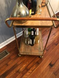 Bar cart (alcohol and decorations not included) Hanover, 21076