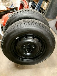 Brand New Hankook Winter Tires and Rims London, N6H 5L2