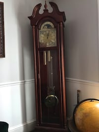 brown wooden grandfather's clock American Fork, 84003