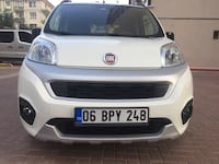 2017 Fiat Fiorino PANORAMA 1.3 MJT 75 HP EMOTION Pursaklar