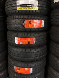 205/60R15 SET OF 4 TIRES ON SALE WE CARRY ALL BRAND AND SIZES