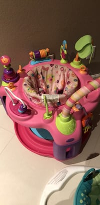 baby's pink and green activity center El Centro, 92243