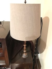 Pier 1 Lamp w/ lamp shade Chevy Chase, 20815