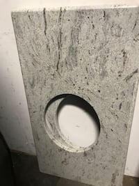 VANITY CLEARANCE SALE- River White Vanity Countertops AS IS Fairfax