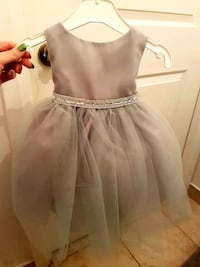 BRAND NEW With Tags Baby Girl Party Dress 12M  Vaughan, L4J 8N2