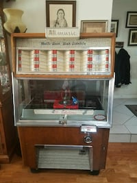 1950's AMI Jukebox vintage