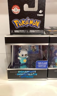 Pokemon collectible figures Mississauga, L5N 2A2
