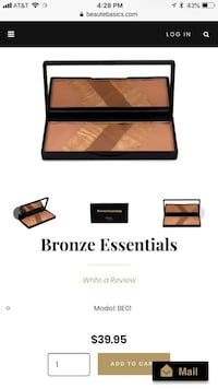 brown and black makeup palette Centerton, 72719