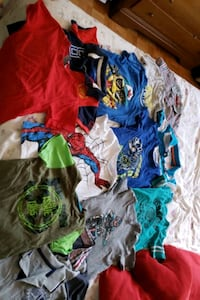 Clothes for boys size 4