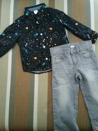 Size 2t boys outfit brand new! North York, M2N
