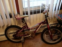 red and black BMX bike Providence, 02907