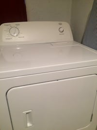 White front-load clothes dryer Safety Harbor, 34695
