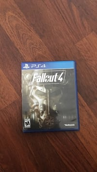 Fallout 4 PS4 game case Warrenville, 29851