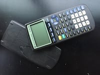 FREE SHIPPING TI-83 Black texas instruments graphing calculator