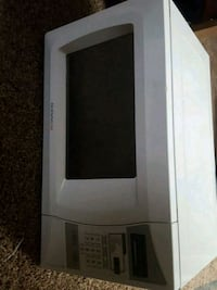 white and black microwave oven Rio Rancho, 87124