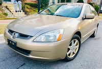 2003 Honda Accord Gold Leather / No Check Engine Light Silver Spring