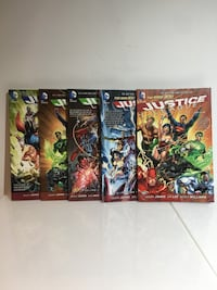 Justice League New 52 Mississauga, L5B