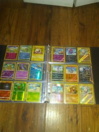 assorted Pokemon trading card collection Edmonton, T5T 0R1