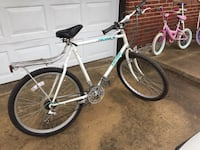 27 inch white Religh bicycle  Brookville, 45309