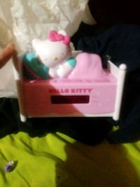 pink and white Hello Kitty toy Elkhart, 46517
