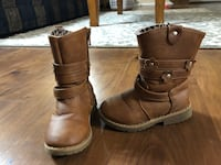 Toddler boots size 9 Tulsa, 74135