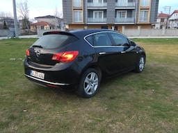 2012 Opel Astra 1.6 16V 115HP EDITION ACTIVE SELECT f524d2ae-be76-486f-9191-d82ebd21495f