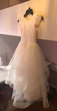 Communion dress (used once) Laval