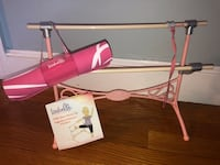 American Girl Doll of the year Isabella Ballet Bar Set