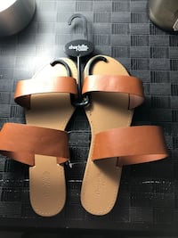 Brand new Charlotte Russe Sandals  London, N6K 2R2