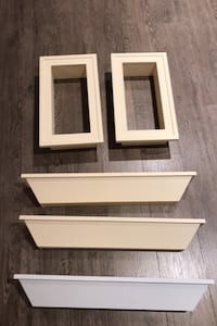 Set of Shadow Boxes and Shelves Vaughan, L4K