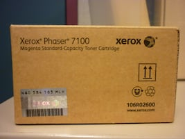 NEW! Xerox Phaser  [TL_HIDDEN] 0 Magenta Cartridge