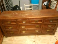 Dresser and 2 night stands Baton Rouge, 70815