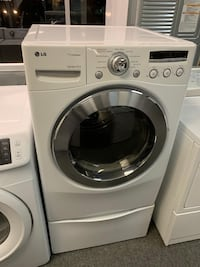 LG front load dryer good working condition with warranty   Woodbridge, 22191
