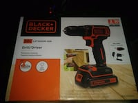 Cordless drill new in box never opened Edmonton, T5M 0B6