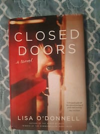Lisa O'Donnell Closed Doors Book