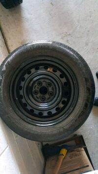 Good year tires with rims Milton, L9T 8B6