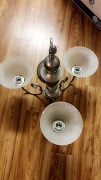 Chandelier light fixture St Albert, T8N 1A2