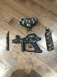 Tac-5Recon mint condition paintball marker