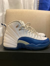 Jordan 12 French Blue size 7 Looking for a size 6 trade