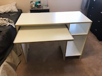 White Computer Desk Langley, V3A 1W3