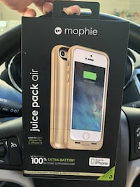 Charging case for iPhone 5