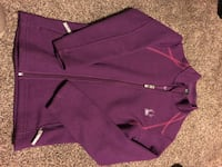 Youth large Spyder Sweater Jacket 767 mi