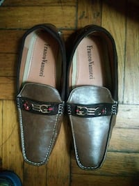 pair of brown leather loafers Brooklyn, 11226