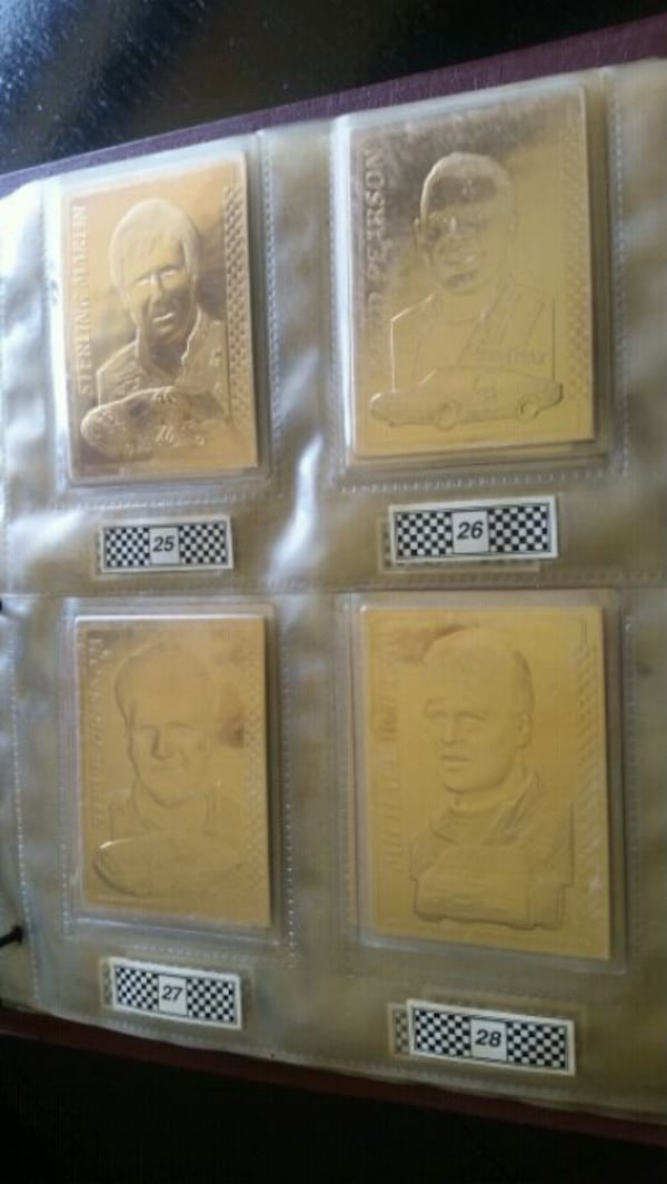 CARD COLLECTION HISTORY OF STOCK CAR RACING! 65477c3c-1f22-415d-98a0-ac530e93d1cc
