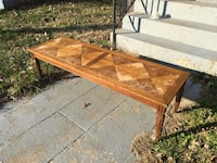 Antique Coffee Table 42 km