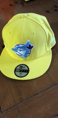 Yellow and blue new era 59fifty snapback Toronto, M2J