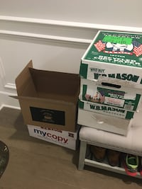 Boxes - Great for moving Somerville, 02145
