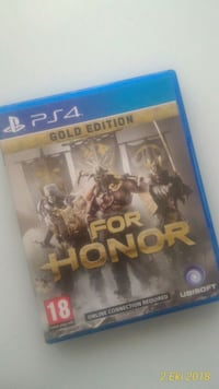 Ps4 For Honor Gold Edition  Izmir