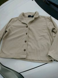 Woman's Large Button Down Sweater 377 mi